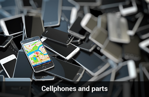 CELLPHONES AND PARTS